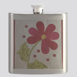Give Yourself Flowers Today Flask