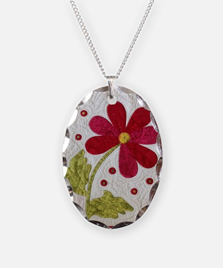 Give Yourself Flowers Today Necklace