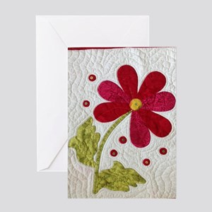 Give Yourself Flowers Today Greeting Card