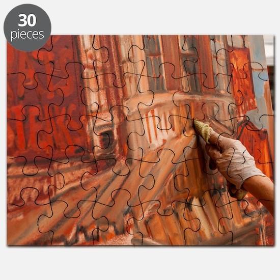 Philadelphia Artist ErinMcGeeFerrell Puzzle