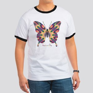 Delight Butterfly Ringer T