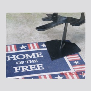 Freedom 2 Throw Blanket