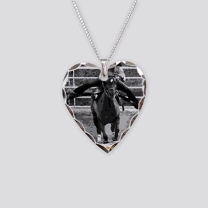 STAY FLY BABYFLO FALLON TAYLO Necklace Heart Charm