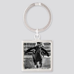 STAY FLY BABYFLO FALLON TAYLOR TEA Square Keychain