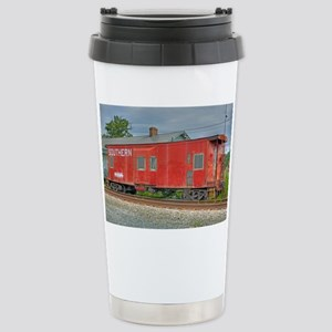 Kernersville Red Caboose Stainless Steel Travel Mu