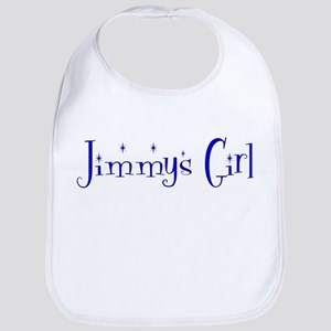 Jimmys Girl Bib