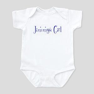 Jimmys Girl Infant Bodysuit