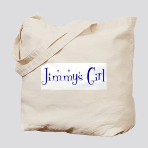 Jimmys Girl Tote Bag