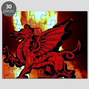 Creative Differences Dragon Puzzle
