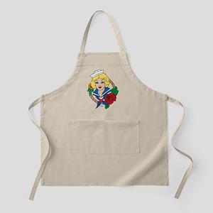 Sailor Girl Apron