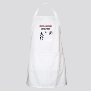 """""""This"""" Ability BBQ Apron"""