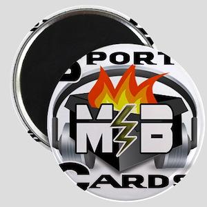 Mojobreak.com Sports Card Merchandise Magnet