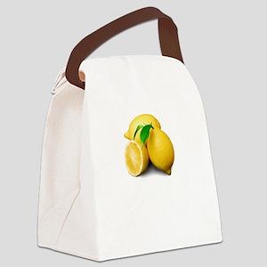 Lemonade Suck Canvas Lunch Bag