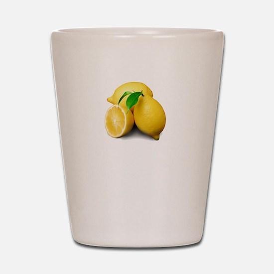 Lemonade Suck Shot Glass