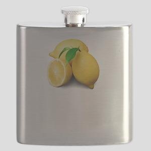 Lemonade Suck Flask
