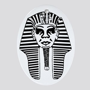 Obey Pharaoh Oval Ornament