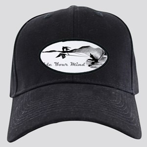 ride your mind waterski swallows Black Cap