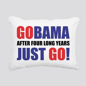 GOBAMA Rectangular Canvas Pillow