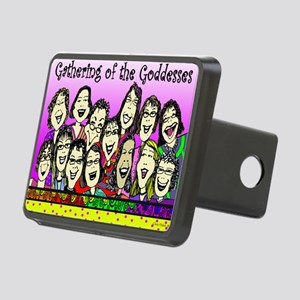 Gathering of the Goddesses Rectangular Hitch Cover