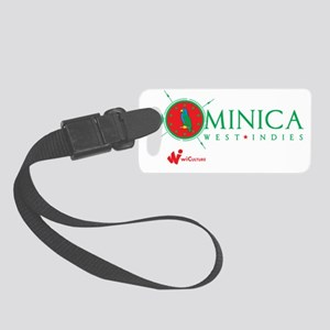 Dominica, West Indies * Small Luggage Tag