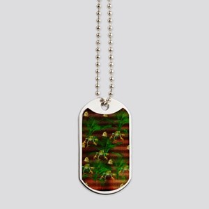 Toads and Fishes Dog Tags