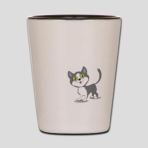catnip Shot Glass