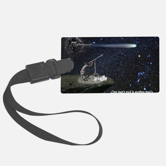 The Scopes Luggage Tag
