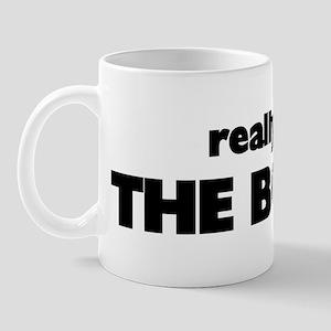 REALLY THE BOSS Mug