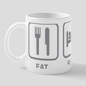 eatSleepGame1C Mug