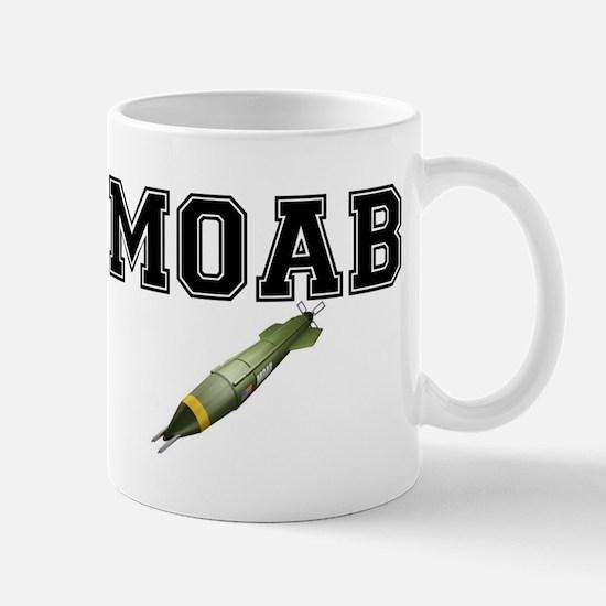 MOAB - MOTHER OF ALL BOMBS Mug