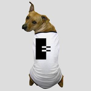 Interracial Equality Dog T-Shirt