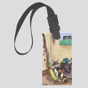 Ready to Go! Large Luggage Tag