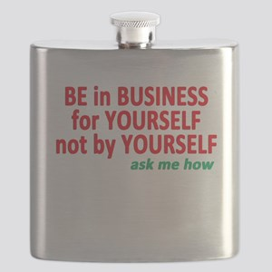 Be in Business for yourself Flask
