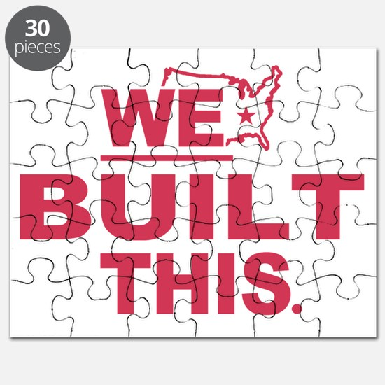 We Built This Puzzle