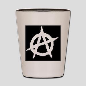 AnarchyMensWallet Shot Glass