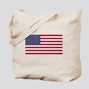 If this offends you... Tote Bag