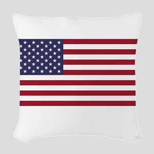 If this offends you... Woven Throw Pillow