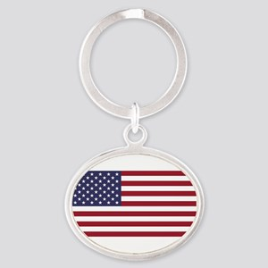 If this offends you... Oval Keychain