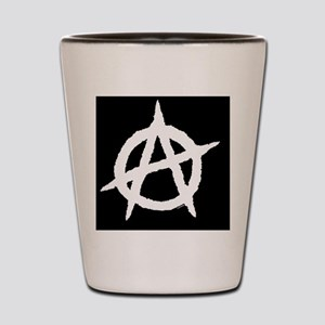 Anarchyipadsleeve Shot Glass
