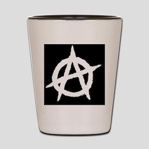 AnarchyClutchBag Shot Glass