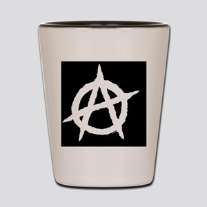 AnarchyCoinPurse Shot Glass