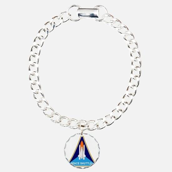 Space Shuttle Shield Bracelet