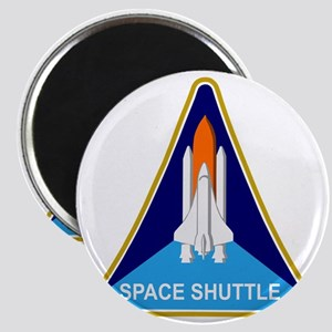 Space Shuttle Shield Magnet