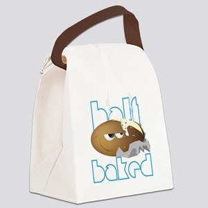 Half Baked Canvas Lunch Bag