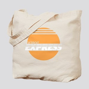Detroit Express Tote Bag