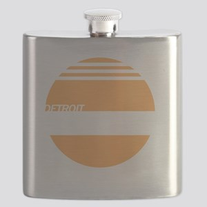 Detroit Express Flask
