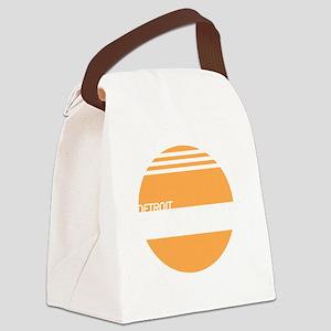 Detroit Express Canvas Lunch Bag