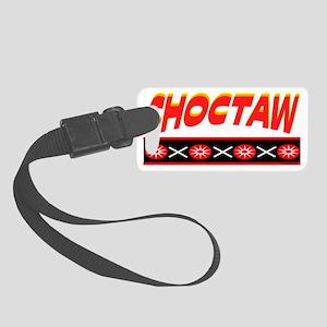 CHOCTAW Small Luggage Tag