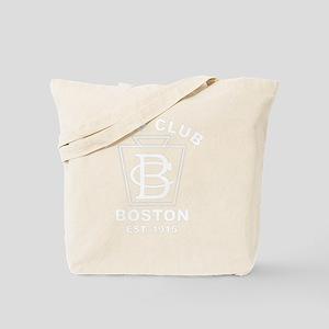 Boston Boys Club Tote Bag