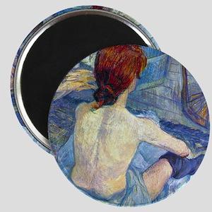Toulouse-Lautrec Rousse (Toilet) Magnet